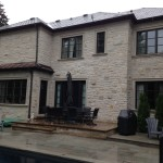 A home in Toronto showcasing completed Toronto window cleaning services