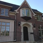 Completed window cleaning services in Toronto