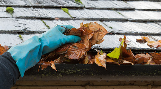 eavestrough cleaning richmond hill resident hired for their home