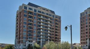 condominium after commercial window cleaning services have been rendered
