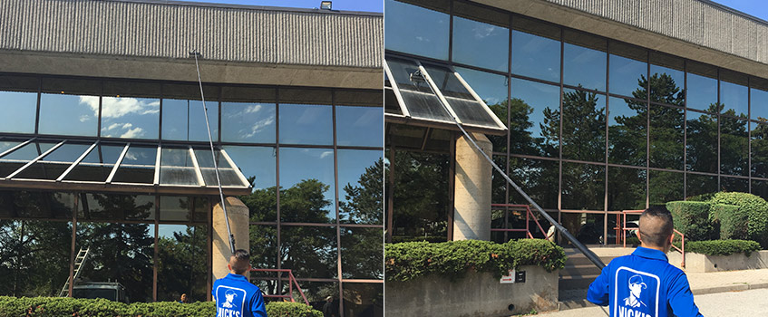 What Is Water Fed Pole Window Cleaning Anyway